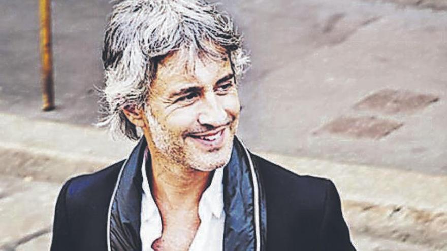 El cantante Sergio Dalma celebra sus 30 años en el Alfredo Kraus