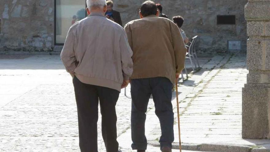 El coste de las pensiones supera los 447 millones al año, el 13% del PIB provincial