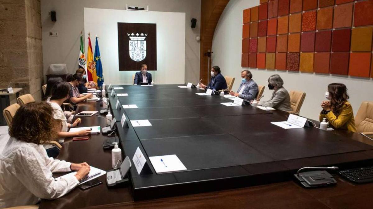 Un Consejo de Gobierno de la Junta
