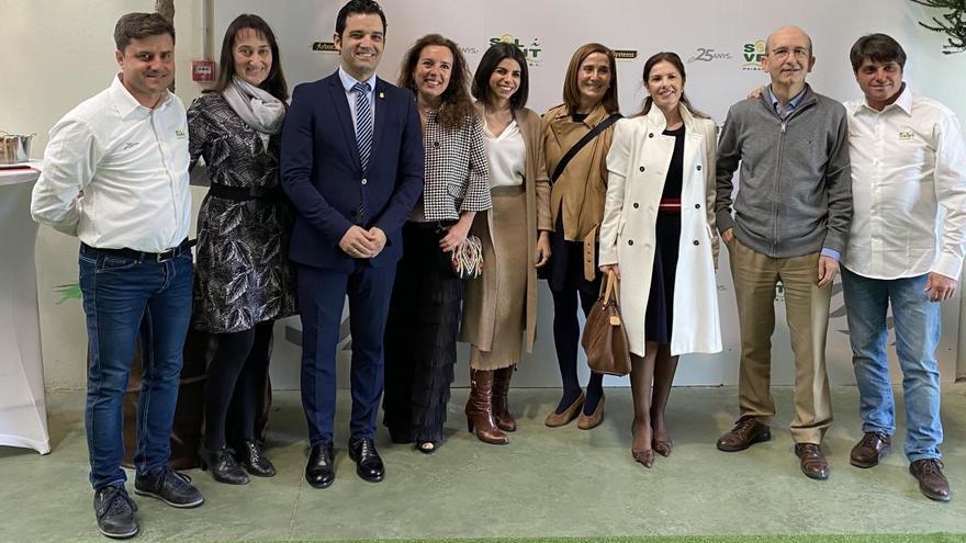 Paterna y Caixa Popular firman un convenio para facilitar financiación a pymes paterneras