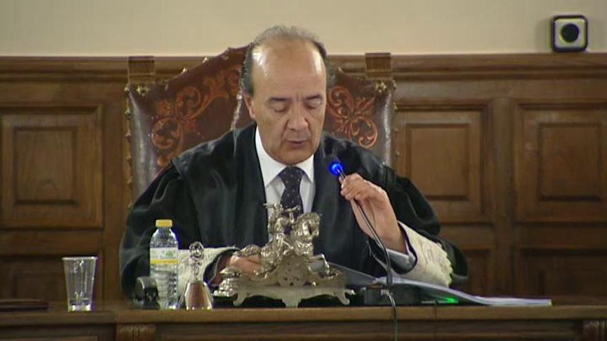 Morate, condenado a 48 años por el doble crimen de Cuenca