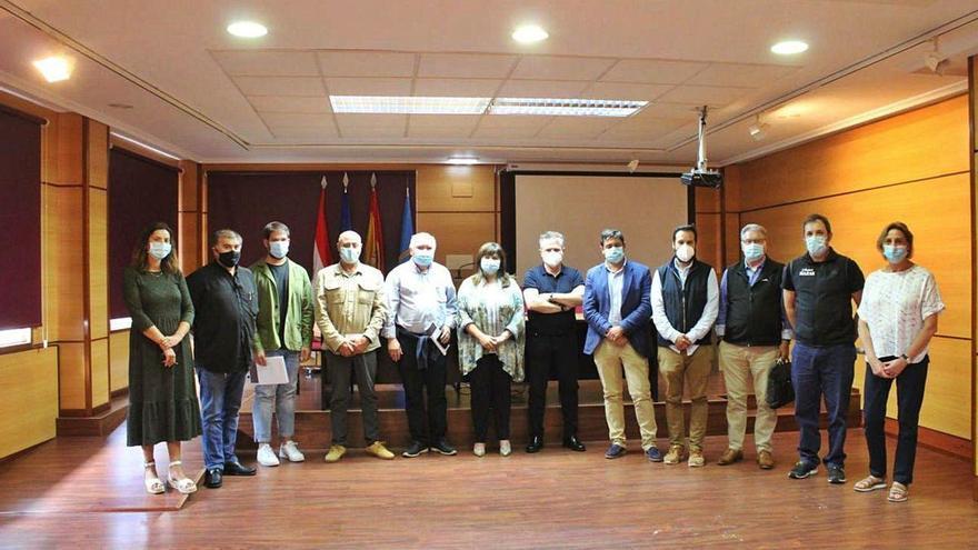 Promocionarse en el exterior, objetivo del nuevo colectivo regional de conserveros