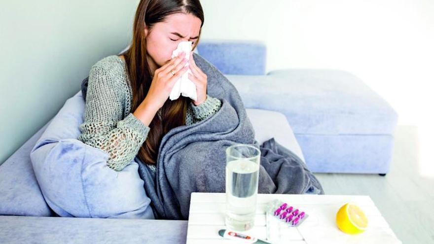 ¿Por qué no hay gripe?