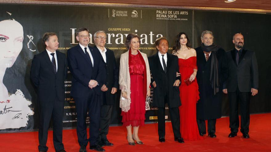 El glamour llega a Les Arts con 'La Traviata' de Verdi