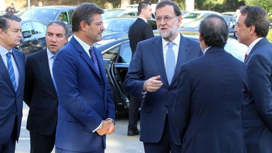 Cuando Rajoy jubiló a Gallardón
