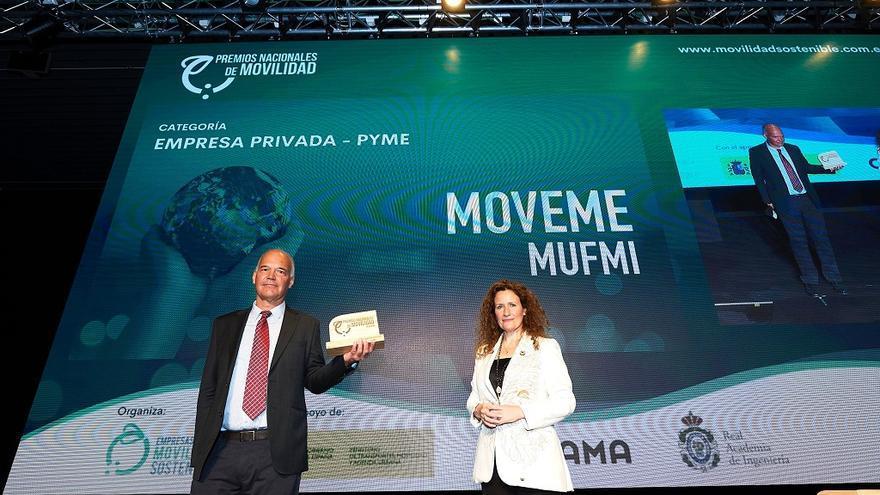 Mufmi, la app del transporte a demanda en Alhaurín de la Torre, Premio Nacional de Movilidad