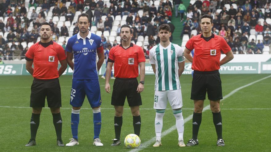 Del Río Lozano arbitrará la final del Córdoba CF ante el Cádiz B en El Arcángel