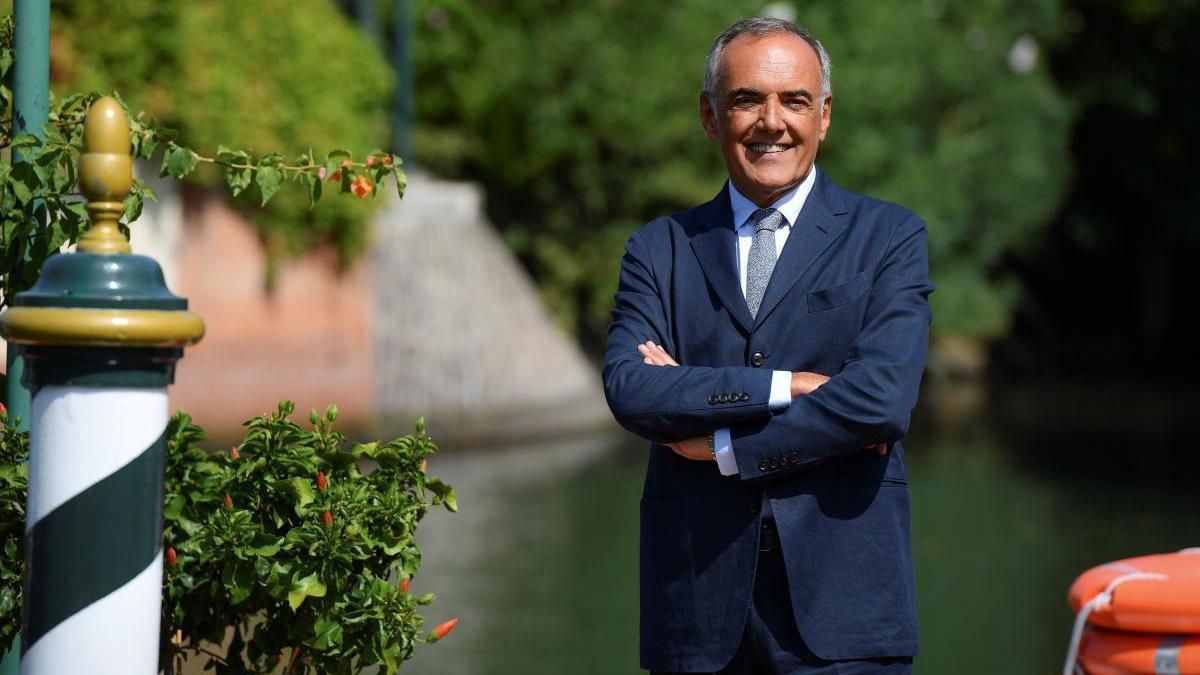 El director del Festival de Venecia, Alberto Barbera.