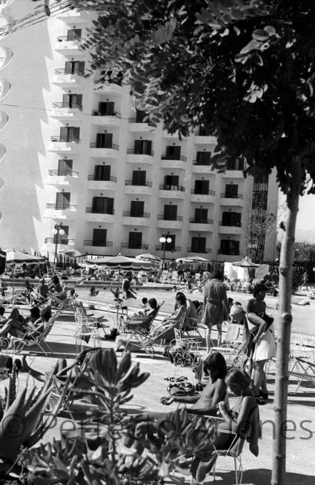 BENIDORM, TURISMO 1973
