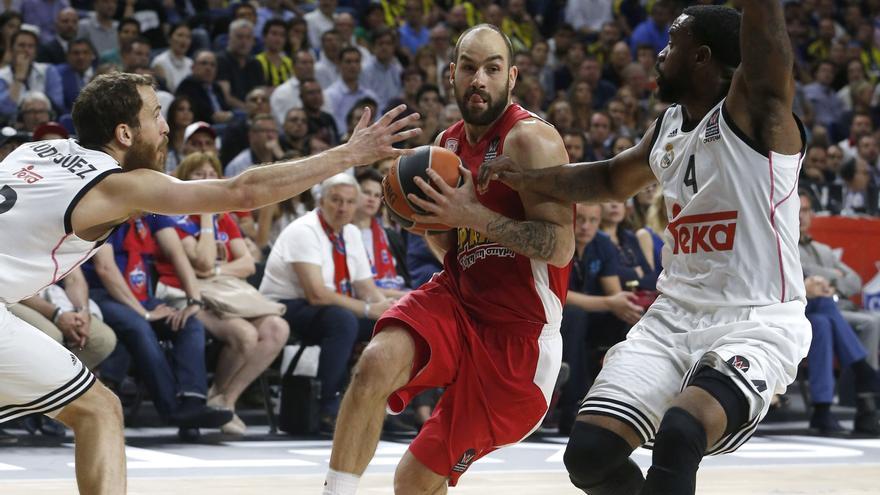 Spanoulis anuncia su retirada del baloncesto