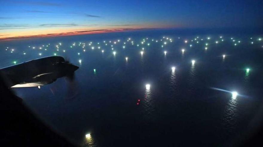 China redobla su ofensiva pesquera con un macroproyecto acuícola en Argentina