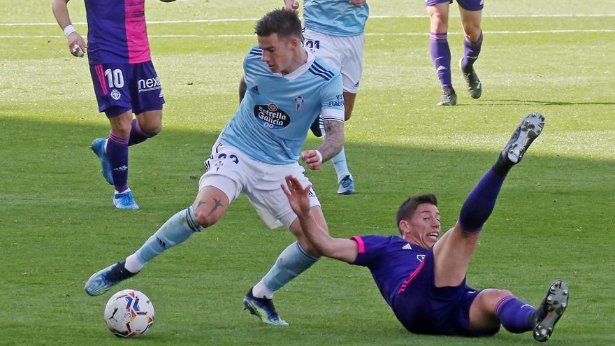 El Celta -  Valladolid, en dos minutos