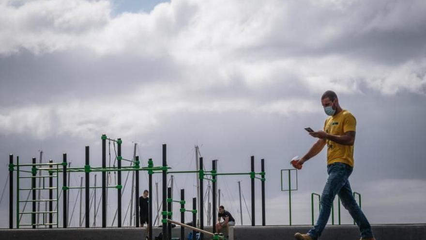 Santa Cruz defiende el uso de las mascarillas en exteriores más allá del 26 de junio