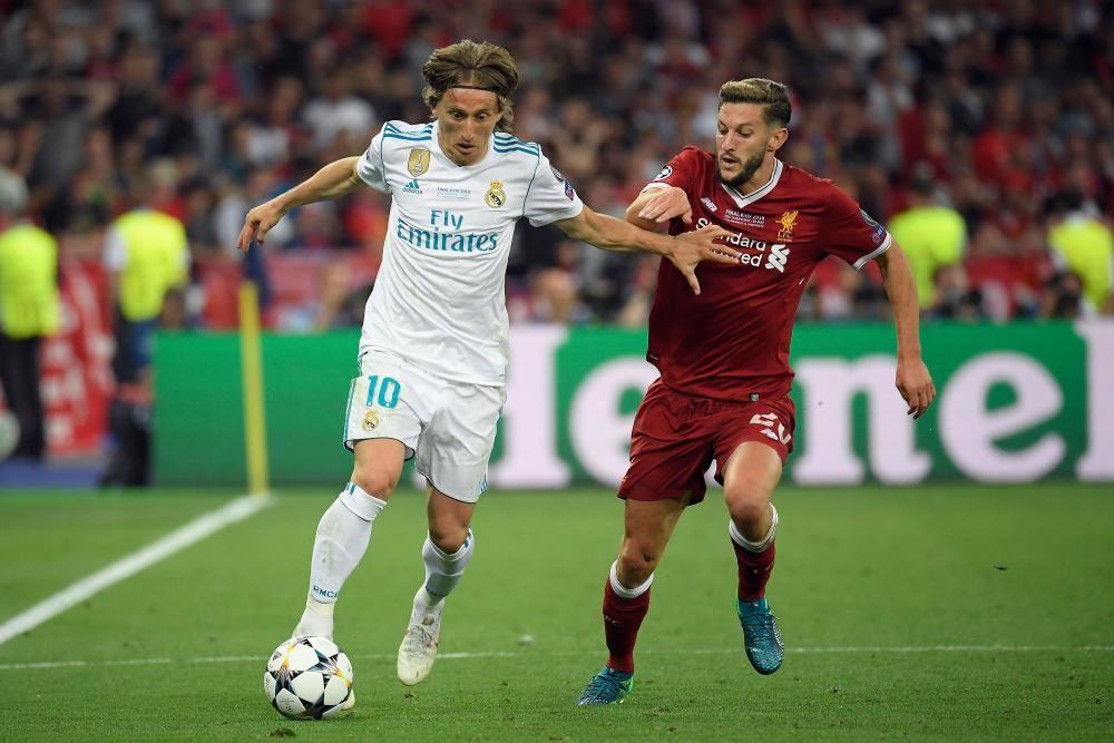 Final de la Champions League: Real Madrid - Liverpool