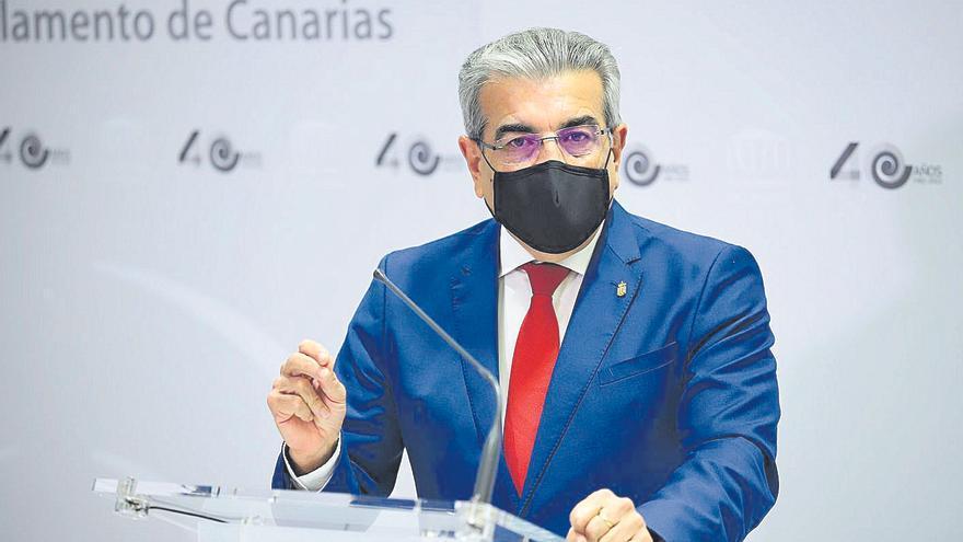 Canarias se fija un gasto de 8.919 para recuperar la economía tras la pandemia
