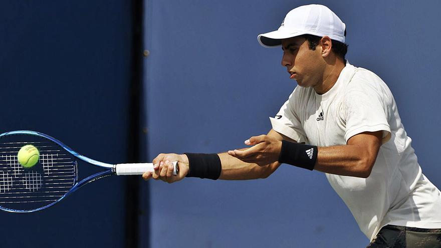 Munar se despide del US Open