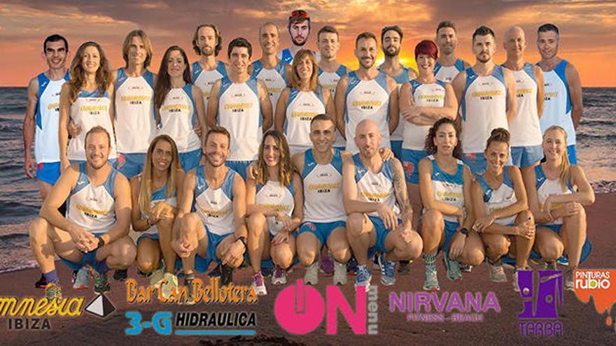 El Club Atletismo Ibiza se refuerza para la nueva temporada
