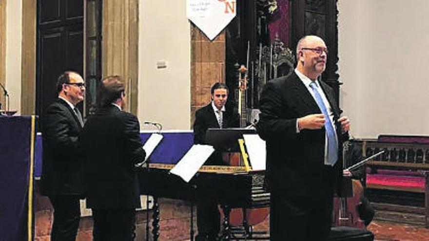 El Festival de Música Religiosa de Canarias llega hoy a Arona