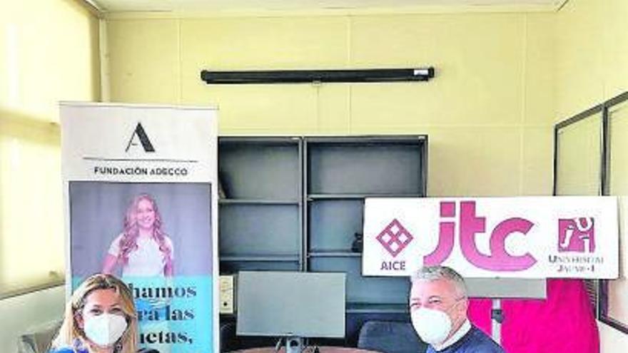 ITC-AICE colabora con la campaña de integración de la Fundación Adecco