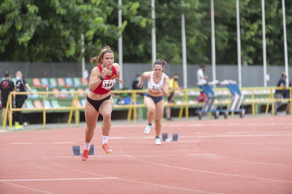 Campeonato Regional Sub 23 y máster de atletismo