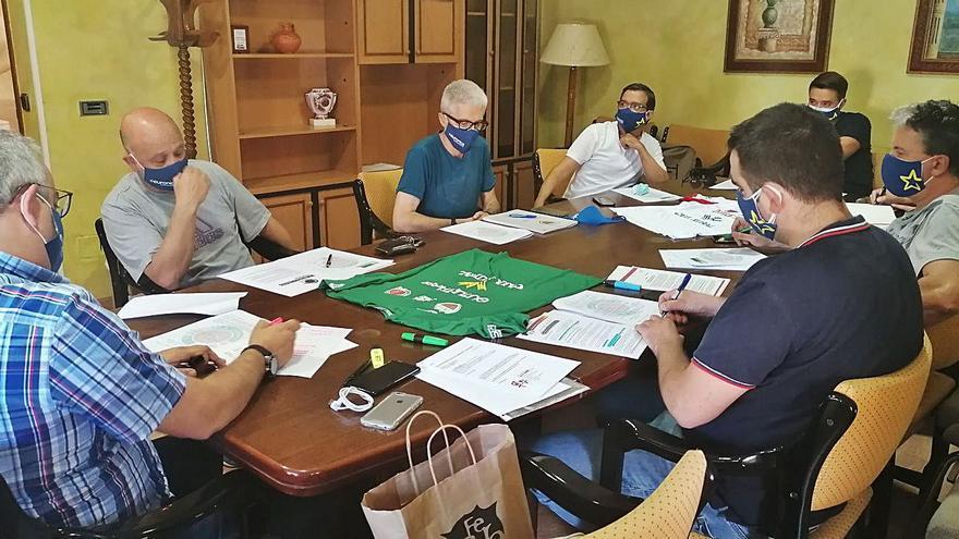 Intersala Zamora prepara la pretemporada