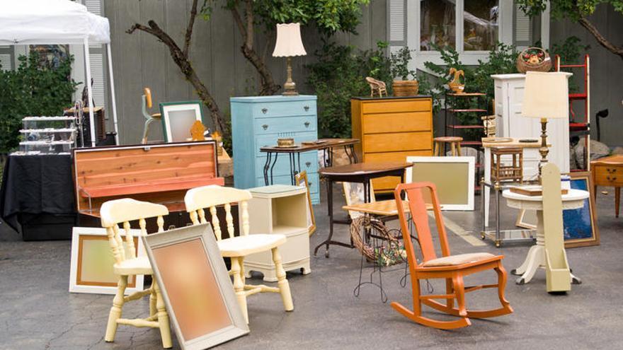 Cómo vender tus muebles o electrodomésticos viejos