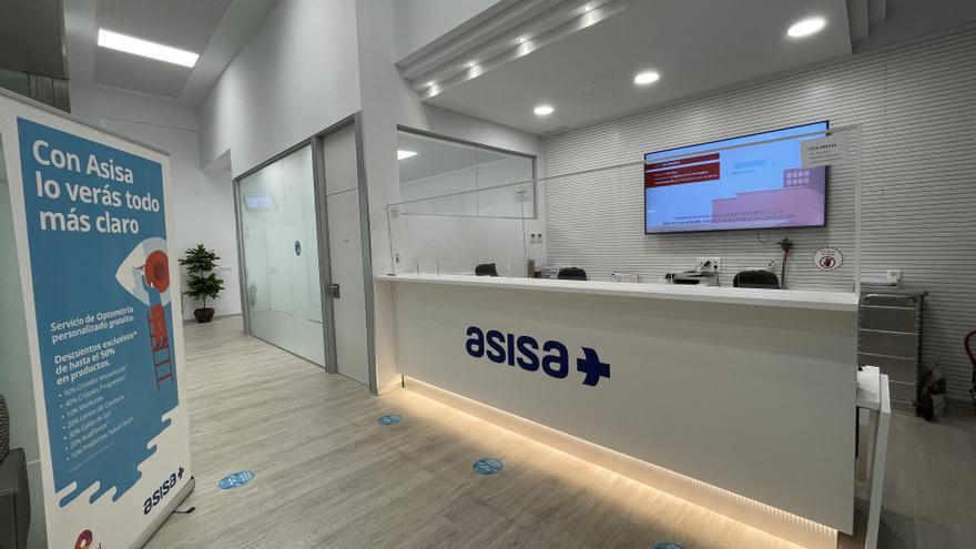 El centro médico ASISA en Alicante renueva sus instalaciones