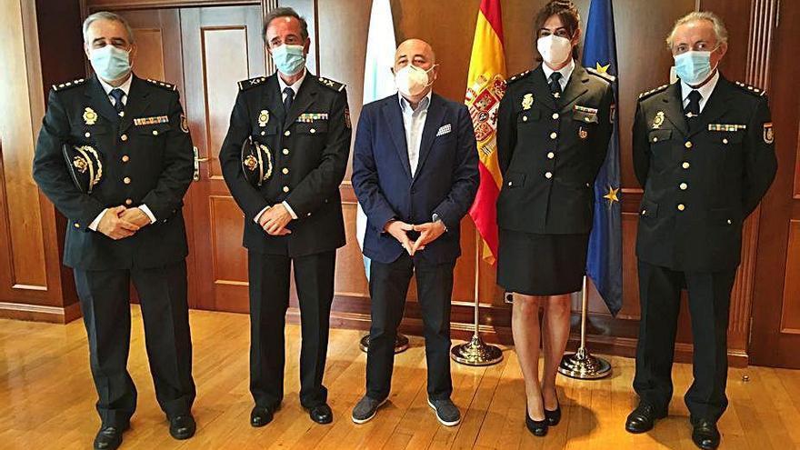 """La """"prioridad"""" para el nuevo comisario, que se cumplan las medidas contra la pandemia"""