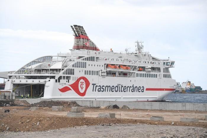 El Villa de Teror, nuevo barco de Armas