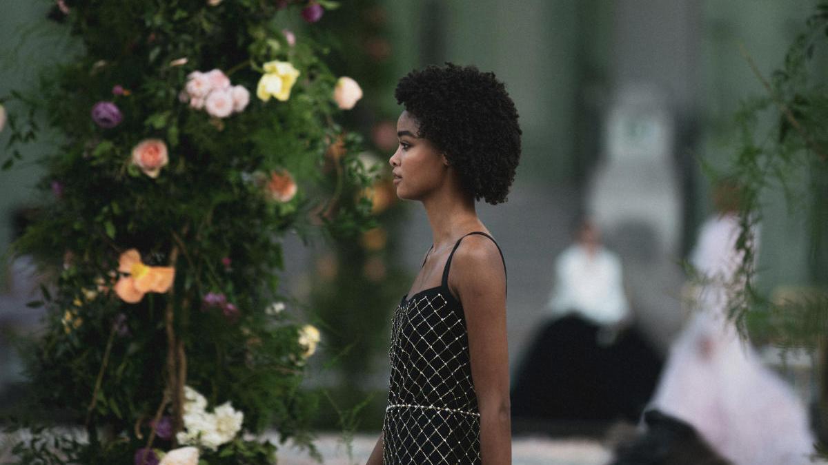 Colección de Alta Costura primavera-verano de Chanel