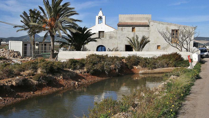 Sant Josep apuesta por mantener el centro de visitantes de ses Salines donde está ahora