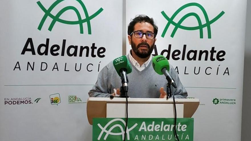 Moscoso pregunta en el Parlamento andaluz por una transferencia a Guadalquivir Futuro