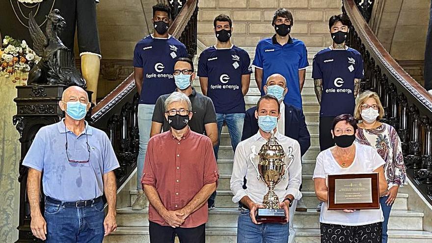 El Trofeu Ciutat de Palma acoge otro derbi de la Superliga