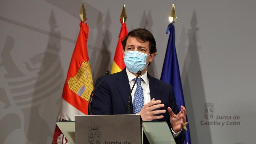 Mañueco y Darias se reúnen hoy cuando los casos se disparan en Castilla y León