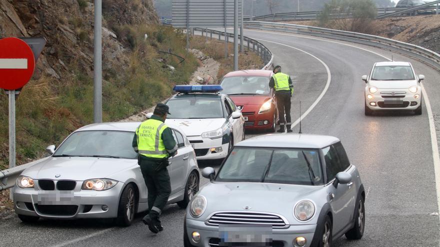 Más de media provincia estará cerrada perimetralmente desde el sábado