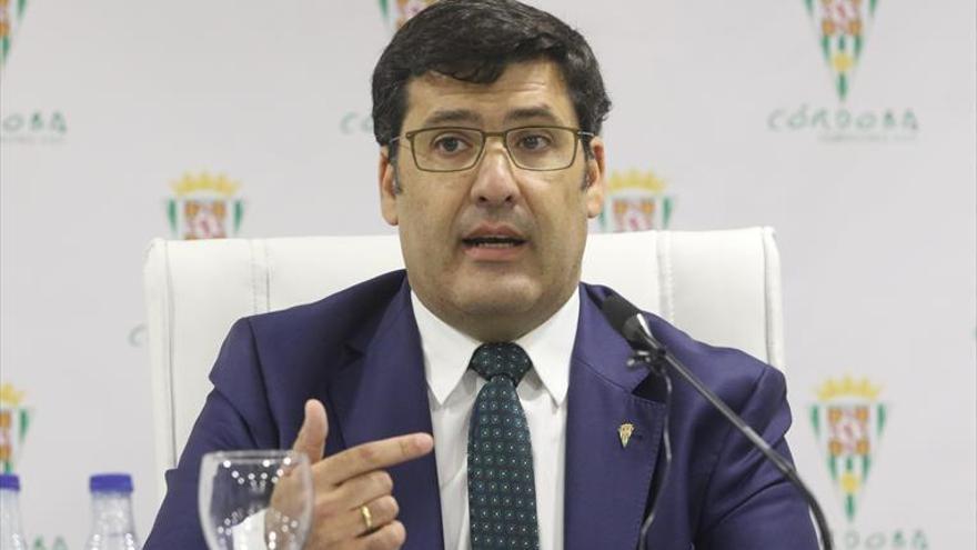 El Córdoba CF niega estar embargado