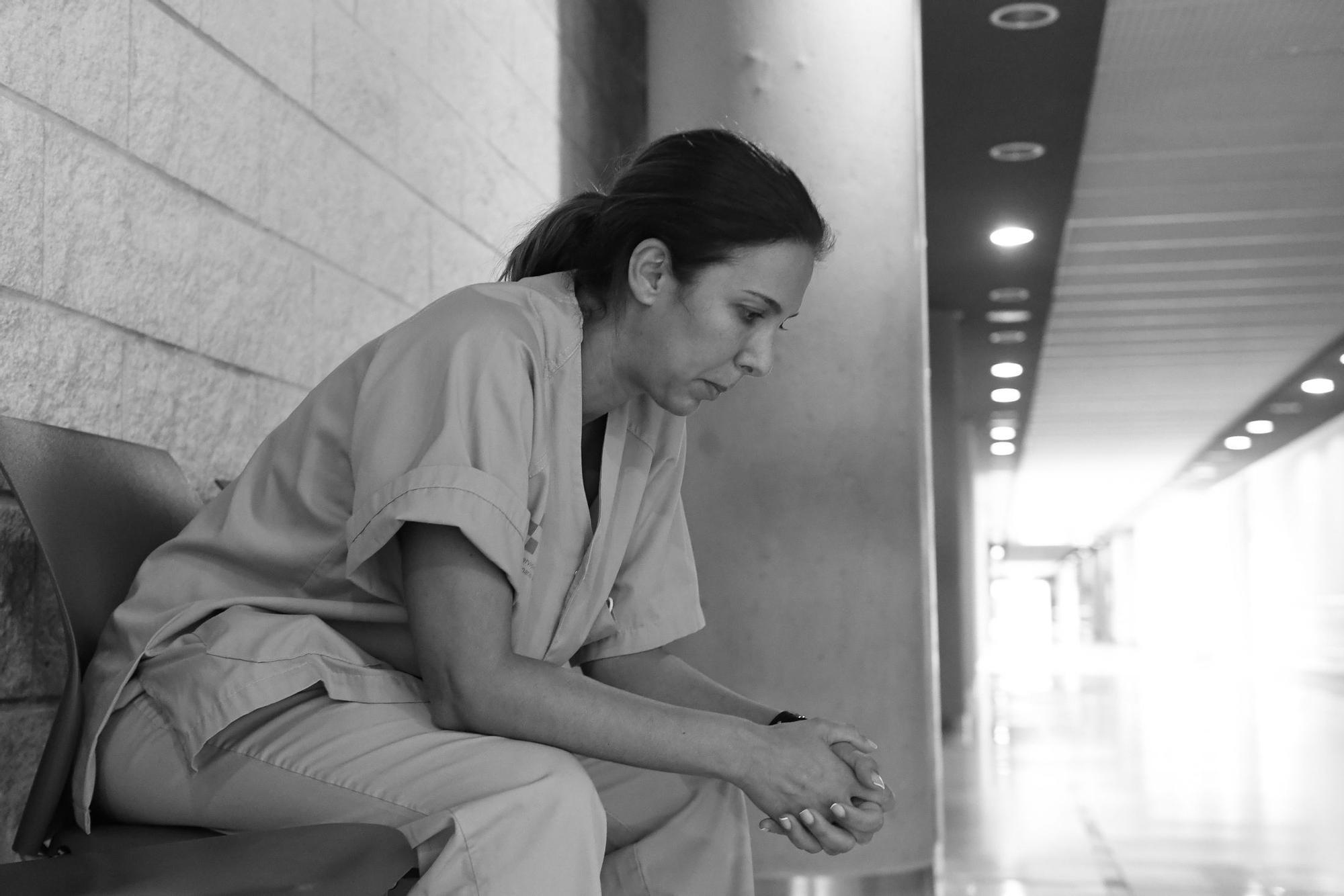 Yésica Sosa, médico intensivista