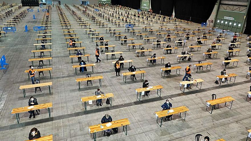 Educación propondrá 1.600 plazas en las oposiciones docentes de este año, pero las pruebas se harán en 2022