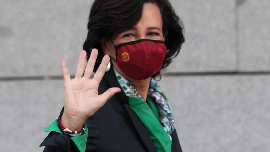 La Audiencia Nacional permite al Santander proponer pruebas sobre el Popular