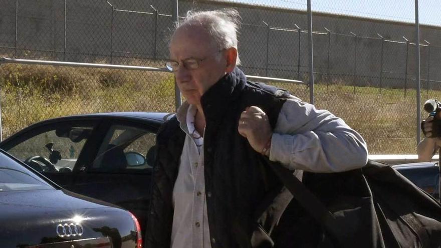 Rodrigo Rato ya puede solicitar el disfrute de permisos carcelarios