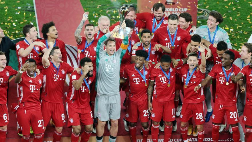 El Bayern de Múnich, campeón del Mundial de clubes tras vencer a los Tigres