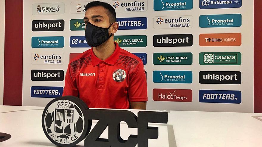 """Raúl Vallejo: """"Este equipo puede llegar hasta donde se proponga"""""""