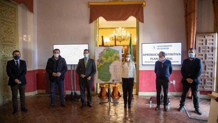Cehegín protege su territorio con la aprobación del Plan General de Ordenación