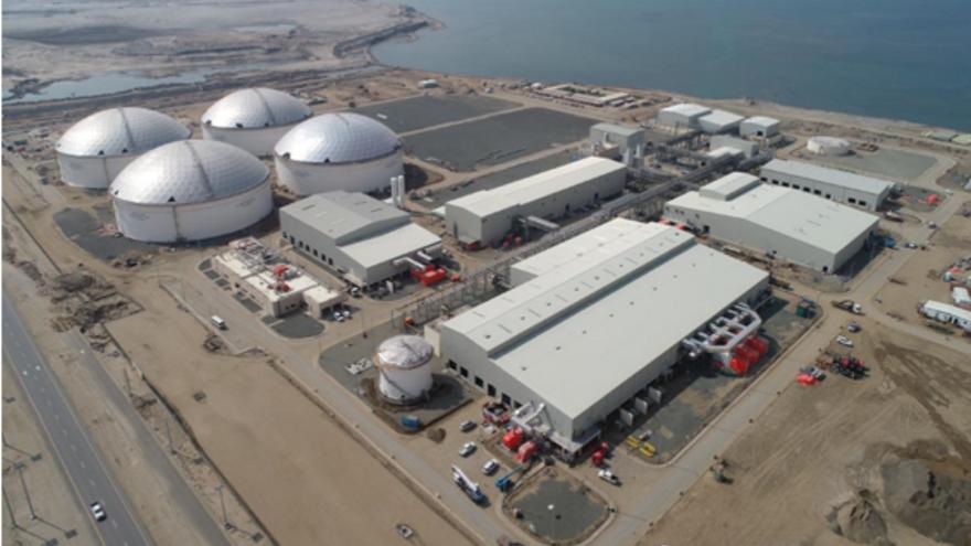 Aqualia gestionará el abastecimiento de agua a uno de los mayores complejos industriales de Arabia Saudí