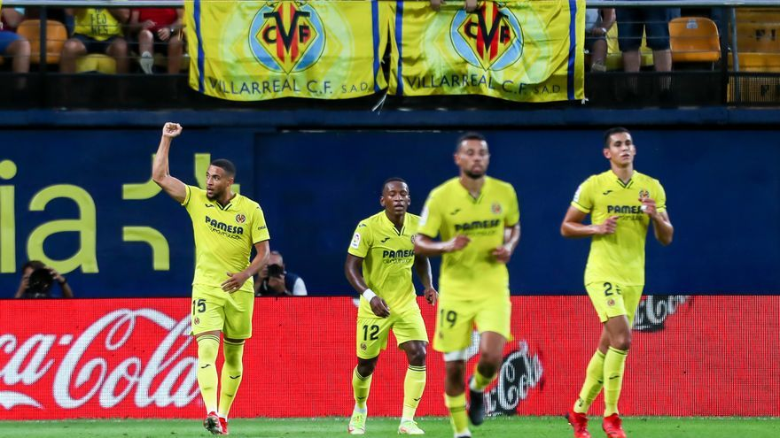 Estas son las puntuaciones de los jugadores del Villarreal frente al Betis