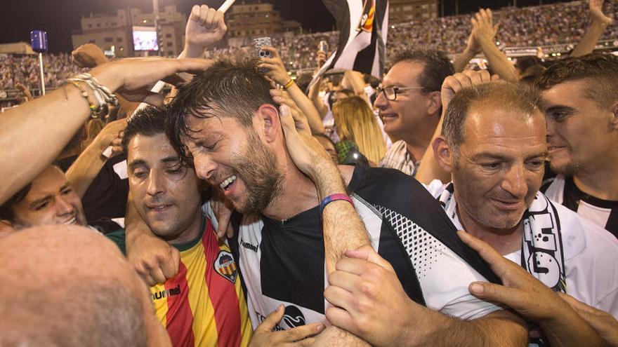 El Castellón mira al futuro con optimismo tras salir de Tercera