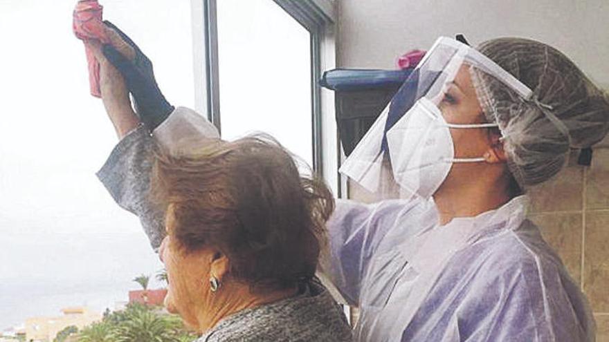 Las medidas de la pandemia agravan la fragilidad del envejecimiento