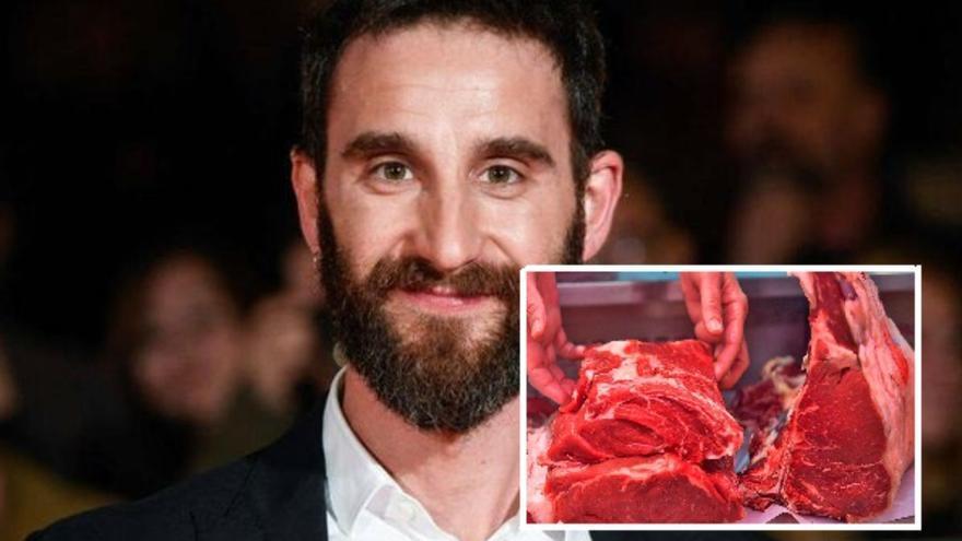 Dani Rovira se pronuncia sobre el consumo de carne y las redes arden