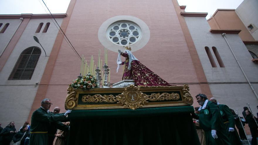 Fallece por covid la abadesa del convento de las Clarisas Capuchinas de Alicante