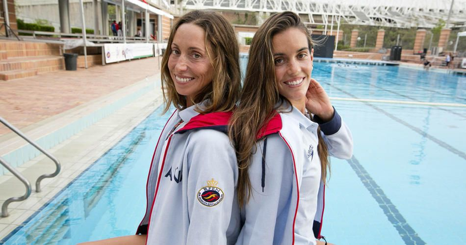 Gemma Mengual y Ona Carbonel
